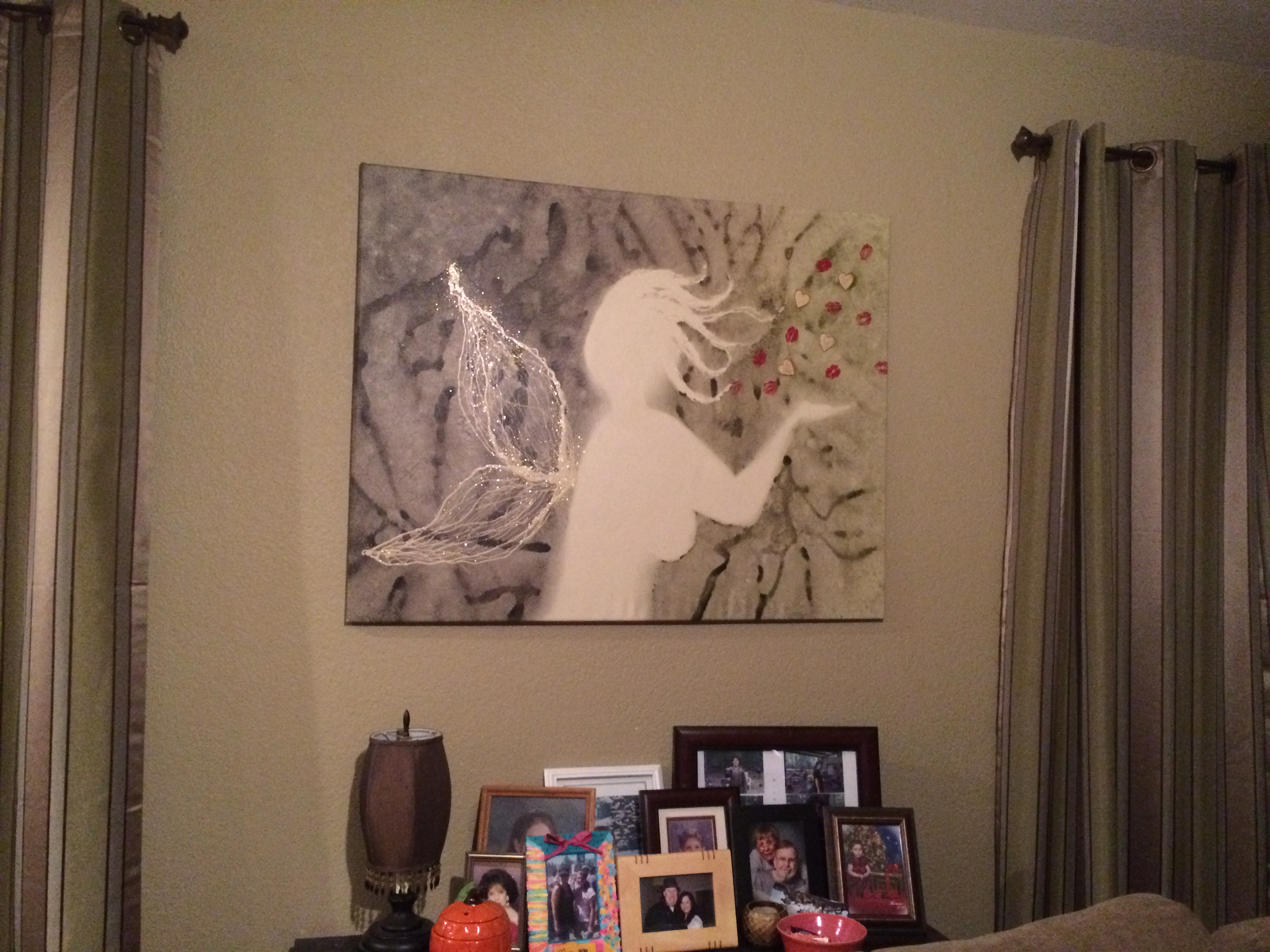 Photo of Your Body Prints painting